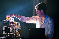 James Holden at Rewire Festival 2014